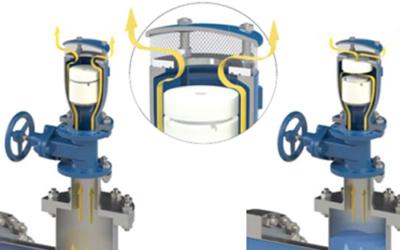 Les ventouses, la première et meilleure protection des réseaux d'eau