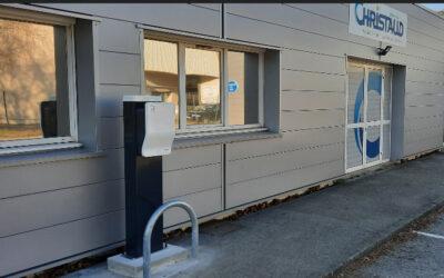 Christaud Echirolles concilie l'eau et l'électricité pour l'environnement