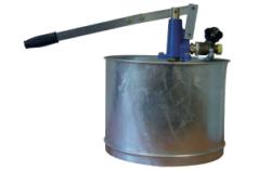 pompe a epreuve manuelle